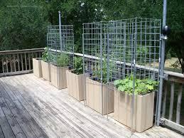 deck garden planters thehrtechnologist design deck vegetable inside size 1024 x 768