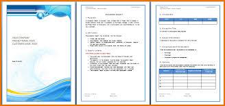 Microsoft Word Templates Report Template Ms Word Zoroblaszczakco