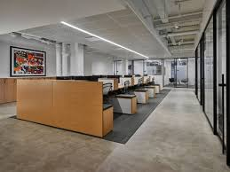 office by design. It Was Also Vital To Ease The Employee\u0027s Transition From Their Exposed, Raw Soho Office 1133 6th Ave. This Achieved By Fusing Creative Culture Of Design E