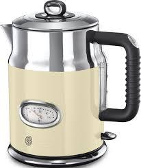 Купить электрический <b>чайник Russell Hobbs</b> 2167, кремовый в ...