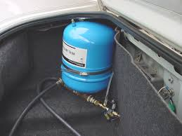 water injection 1 0 pressure tank and solenoid