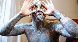 Ecco Chi è Luomo Più Tatuato Del Mondo Il Secolo Xix
