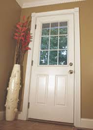 exterior back door with window that opens. installing a new exterior door back with window that opens