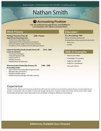 Resume Examples Templates 10 Free Modern Resume Templates Ideas