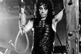 The night Alice Cooper's gallows stunt nearly killed him ...