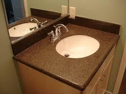 bathroom vanity granite backsplash. Bathroom Counter Design Stone Vanity Granite Backsplash E