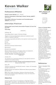 Therapist Resume Samples Visualcv Resume Samples Database