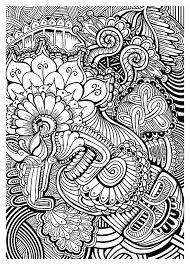 Galerie De Coloriages Gratuits Coloriage Adulte Zen Anti Stress