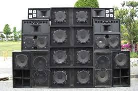 reggae sound system equipment. sound system speaker boxes reggae equipment s