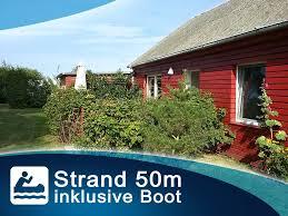 Vermietung Ferienhaus Strandhaus Am Ostsee Strand Boot Wlan Am