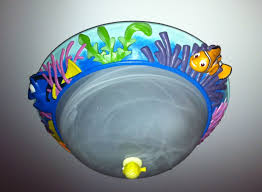 Finding Nemo Ceiling Light Finding Nemo Light We Put It In The Playroom Our Son Loves