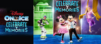 Disney On Ice Celebrate Memories Budweiser Gardens