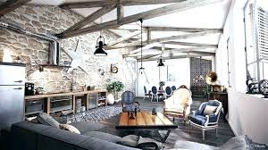 rustic style living room modern design ideas decor container livin rustic style