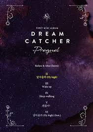 Dream Catcher Set It Off Lyrics Dreamcatcher reveals track list for first mini album 'Prequel' 47