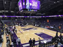 New Welsh Ryan Seating Chart Welsh Ryan Arena Section 105 Rateyourseats Com