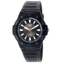 q q watches for men q q men watches for price q q men s black plastic strap watch gw36j009