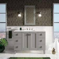Bathroom Vanities Bay Area Beauteous KOHLER Gray Bathroom Vanities Bath The Home Depot