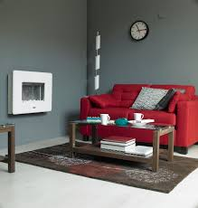 Living Room With Red Furniture Living Room With Red Sofa Room Small Character Grey Living Room