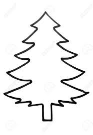 Free Clip Art Tree Outline Royalty Vector Black White Palm Hit Christmas Tree Outline Clip Art
