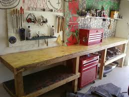 Garage Workbench Plans And Patterns Extraordinary Maximize Your Workbench 48 Steps