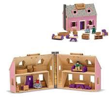 dolls furniture set. Fold \u0026 Go Dollhouse With Furniture Set Dolls