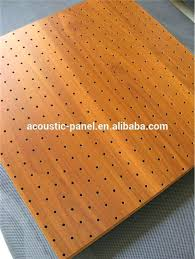 sound proof wall board micro hole perforated wall wood acoustic panel sound dampening sound dampening board