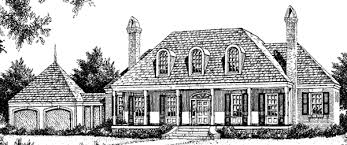 Federal House Creole Style   Skip Tuminello   Southern Living    Federal House Creole Style   Skip Tuminello   Southern Living House Plans