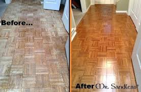 wood floor refinishing without sanding. Refinishing Parquet Floors Wood Floor The Quick No Sanding Solution For Beautiful Refinish Without H