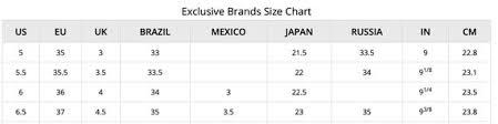Antonio Melani Size Chart Clothing