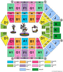 Van Andel Arena Tickets And Van Andel Arena Seating Charts