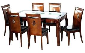 dining table designs 6 seater 6 dining set 6 dining table design with glass top kitchen