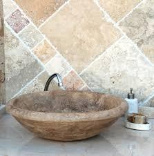 magnificent vessel bathroom sink for bathroom design endearing bathroom decorating design ideas with diagonal cream