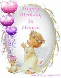 Missing someone in heaven on Pinterest | Heavens, Happy Birthday ... via Relatably.com