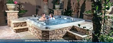 enchanting in ground hot tub kits hot tub creative spa designs premier spa portable hot tubs enchanting in ground hot tub kits