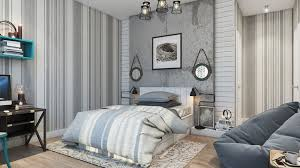 Accent Wall With Gray Paint How To Paint Vertical Stripes On A Wall Without  Bleeding How To Do Stripes On Walls Striped Wall Paint Patterns