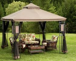 attractive allen roth gazebo replacement parts