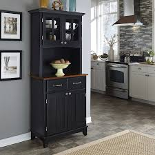 Tall Kitchen Hutch Furniture Furniture Ideas And Decors Full Of