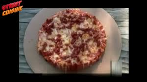 How To Make A Frozen Pizza How To Make Frozen Pizza Youtube