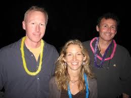 Edward Dukes, Karen Eller, & Marvin Dukes   The Island News