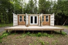 Off The Grid Prefab Homes Prefab Houses That Will Let You Excape From Civilization