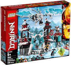Kaufe LEGO Ninjago - Festung im ewigen Eis (70678)