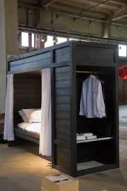 Social Unit's low-cost bedroom units | Clutter, Small space bedroom and  Desks