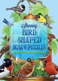 bird shaped jigsaw puzzles