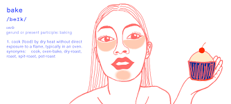 a glossary of weird makeup terms