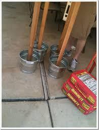 poles for outdoor string lights shock diy patio home ideas 37