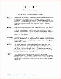 10 Example Of Annotated Bibliography In Apa Resume Samples