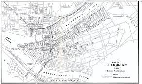 pittsburgh maps