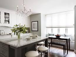 crystal ball chandelier kitchen modern with breakfast bar ceiling