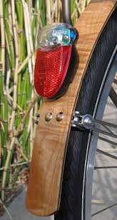 full wood fenders are made by chris at river city bicycles in portland chris does beautiful work and offers a choice of woods such as sepili zebrano