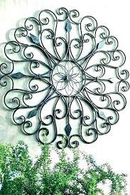 outdoor metal sun face wall decor hanging art moon ceramic